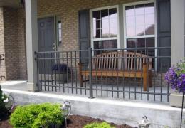 Ultra Fence Railing
