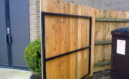 Welded Gate Frame