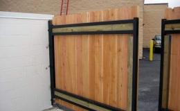 Dumpster Gate Frames